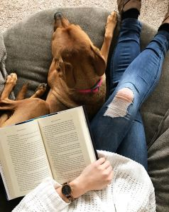 reading buddy