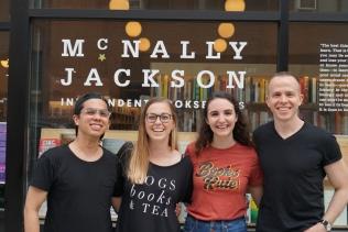 McNally Jackson, NYC