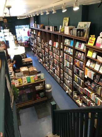 Subterranean Books, St. Louis, MO