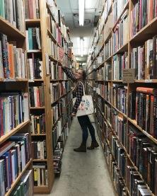 Dickson Street Books, Fayetteville, AR