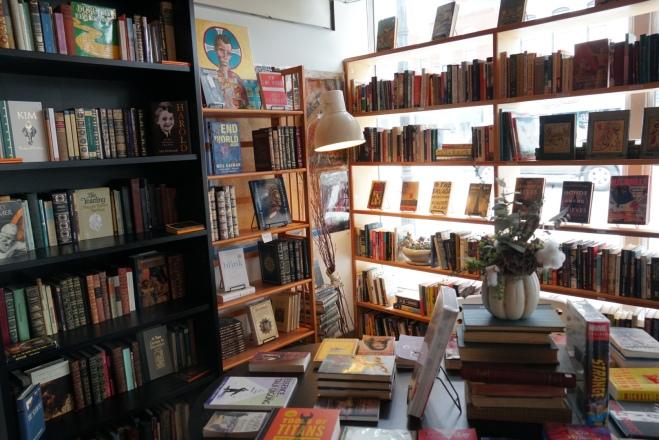 Uriel's Unusual Bookstore, Springfield, MO